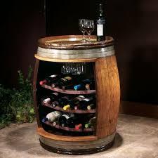 storage oak wine barrels. Oak Barrel Wine Rack, Ohhh Greggy I See Another Honey-do Storage Barrels