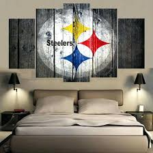 canvas painting for bedroom sport logo print painting wall art modular picture canvas paintings for living