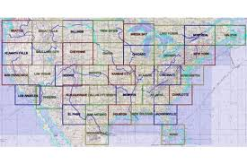 Dallas Fort Worth Sectional Chart Faa Naco Distribution Division Sectional Dallas Fort Worth