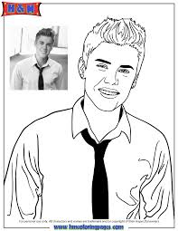 Small Picture Name Coloring Pages To Print Trendy Justin Bieber Coloring Pages