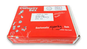 The Curiosity Box is a monthly supply of specially curated STEM activities  that's designed to bring