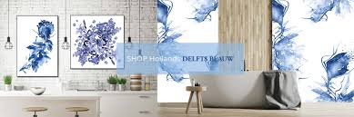 Sfeer Delfts Blauw Woonaccessoires Voor Een Hollands Sfeertje