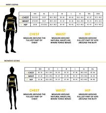 Cycling Jersey Size Chart Size Chart Eliel Cycling