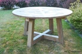 salvaged wood beam round dining table the created home round dining table reclaimed wood round extendable