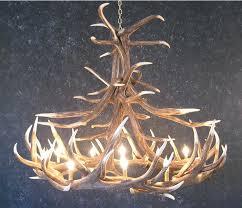 real antler chandelier interior architecture terrific real deer antler chandelier of chandeliers and from real deer real antler chandelier