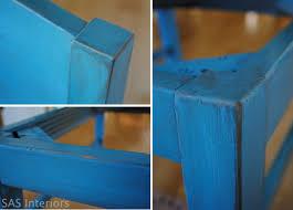 Valspar Turquoise Spray Paint Roadside Restoration Distressed Turquoise Chair Jenna Burger