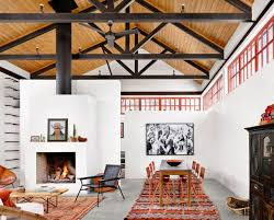 8 Modernist Marfa Homes That Epitomize High-Desert Style. Steel Trusses Exposed ...