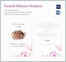 microsoft office funeral program template free editable funeral program template microsoft word unique free