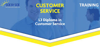 l diploma in customer service qcf side by side training l3 diploma in customer service qcf