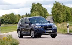 BMW 3 Series 2013 bmw x3 xdrive28i review : 2013 BMW X3 Priced from $37,995 with Four-Cylinder Engine, $43,595 ...