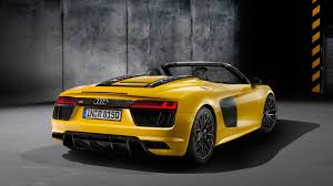The New Audi R8 Spyder Is a Sports Car to Be Seen In - The Drive