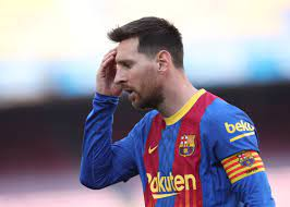 Messi contract saga goes to the wire ...