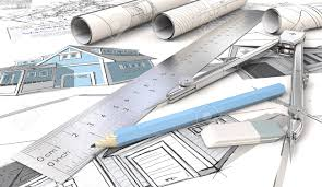 architectural house drawing. Unique House House Design Sketches Blue Theme Architectural House Drawings And  Sketches Rolls Ruler In Drawing R