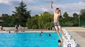 Non nude asian swimming pool