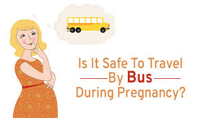 Safe Travel Quotes Stunning Is It Safe To Travel By Bus During Pregnancy