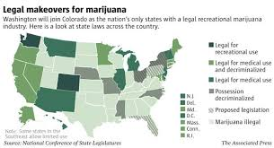 states pot is legal in