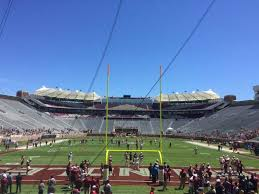 Bobby Bowden Field At Doak Campbell Stadium Interactive