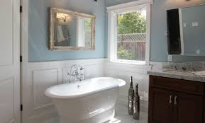bathroom with wainscoting. View In Gallery Bathroom With Wainscoting Homedit
