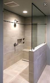 Tiles:Talavera Tile Shower Designs Mexican Tile Shower Curtain The Doorless  Glass Showerdoorless Glass Shower