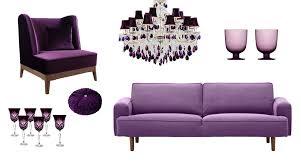 Farbe Lila Bei Der Raumgestaltung Als Wandfarbe Richtig Nutzen