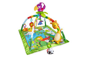 Fisher Price Work Light Fisher Price Rainforest Music Lights Deluxe Gym Amazon Exclusive