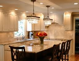 Chandeliers For Kitchen Tables Two Chandeliers Over Dining Table Recipes To Cook Pinterest