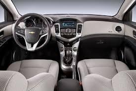Car Picker - chevrolet Cruze interior images