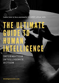 Image result for pics of gathering human intelligence