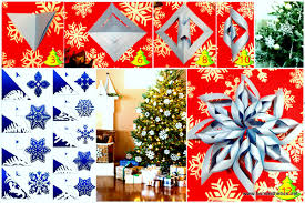 christmas diy paper snowflake projects d d to beautify your christmas diy paper snowflake projects 2d 3d to beautify your ambiance detailed guide templates