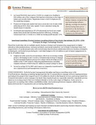 Example C-Level Executive Resume High-Tech pg 3