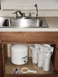 Systems Are Used For Drinking And Cooking And Are Usually Installed