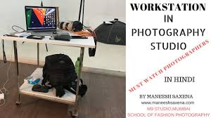 workstation in photography studio photography tips and tricks in hindi on studio set up ideas