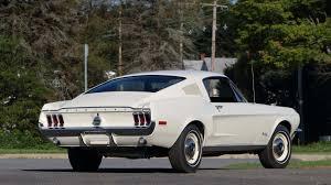 1968 Ford Mustang Cobra Jet Lightweight | S120.1 | Kissimmee 2017