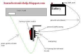 lighted rocker switch wiring diagram wirdig rocker switch wiring diagram also carling rocker switch wiring diagram