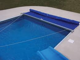 Automatic hard pool covers Odd Shaped Pool Ihisinfo Manual Ondeck Track Automatic Pool Covers