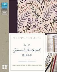 Journal The Word Bible Niv Bookoutlet Com