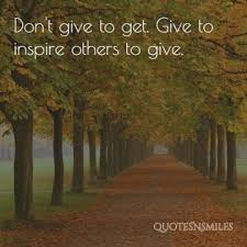 Giving Back Quotes Adorable Images 48 Giving Back Picture Quotes To Create Good Karma Famous