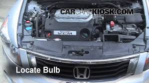 carcarekiosk com 1999 Honda Accord Main Fuse Location 2008 honda accord ex l 3 5l v6 sedan (4 door) lights headlight