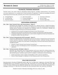 Maintenance Job Resume Objective Resume Objectives Sample For Information Technology Valid Resume