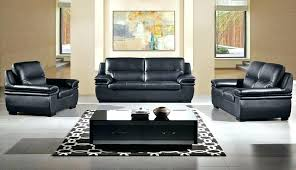 contemporary leather couch sets black leather sofa set panda black leather sofa set black leather couch
