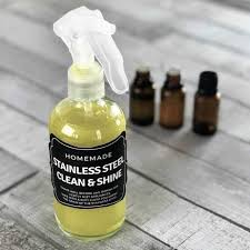snless steel polish one essential