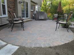 Brick Pavers create a new Beautiful & Functional Patio and Step