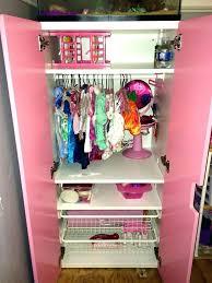 american girl wardrobe closet doll clothes storage ideas plans