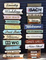 nautical decor signs