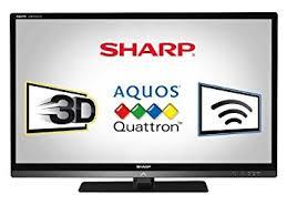 sharp 80 flat panel tv aquos quattron 3d. sharp lc40le835u quattron 40-inch 1080p 240 hz 3d led-lcd hdtv, black 80 flat panel tv aquos 3d