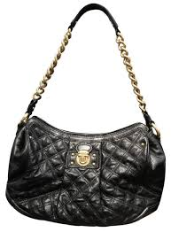Marc Jacobs Black Leather Quilted Silvana Hobo Bag - Tradesy & Marc Jacobs Quilted Leather Silvana Hobo Bag. 12345678910 Adamdwight.com