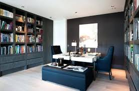 office design gallery home. Brilliant Design Modern Home Office Design View In Gallery Gorgeous  With Twin Workstations And Office Design Gallery Home S