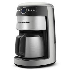 review kitchenaid kcm223cu 12 cup thermal carafe coffee maker