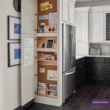 Not Quite White Moonshine Is A Popular Kraftmaid Cabinetry