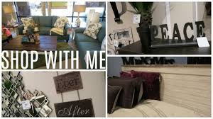 Small Picture SHOP WITH ME FURNITURE AND HOME DECOR YouTube